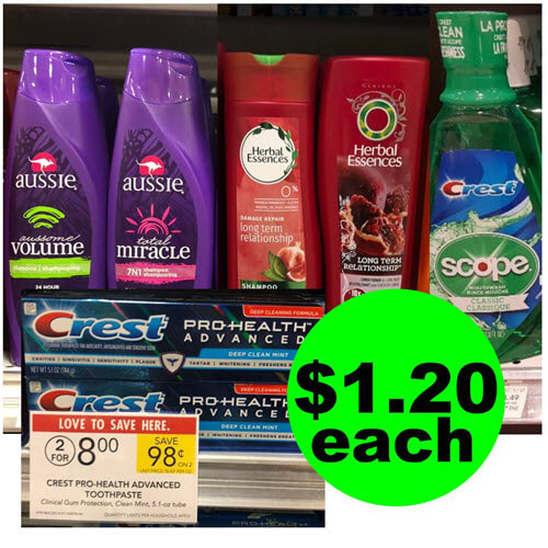 Publix Deal: ? Just $12 For (10) Personal Care Products! (9/12-9/18 or 9/13-9/19)