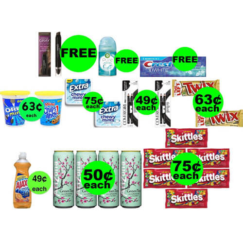 Don't Miss Your 🛒 3 Freebies Plus 13 Deals $0.77 Or Less At CVS! (Ends 7/21)