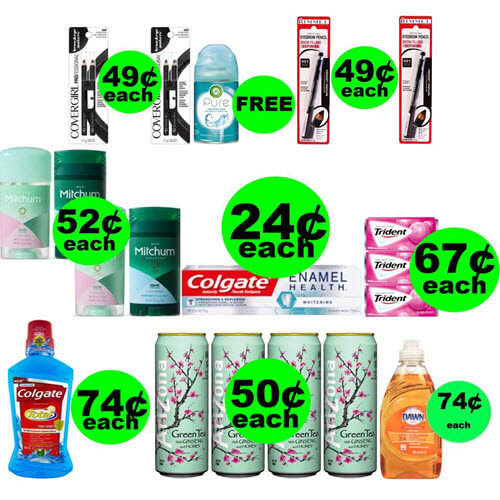 Sale Started Today 😃Airwick FREEbie Plus 9 Deals $0.74 Or Less At CVS! (Ends 7/28)