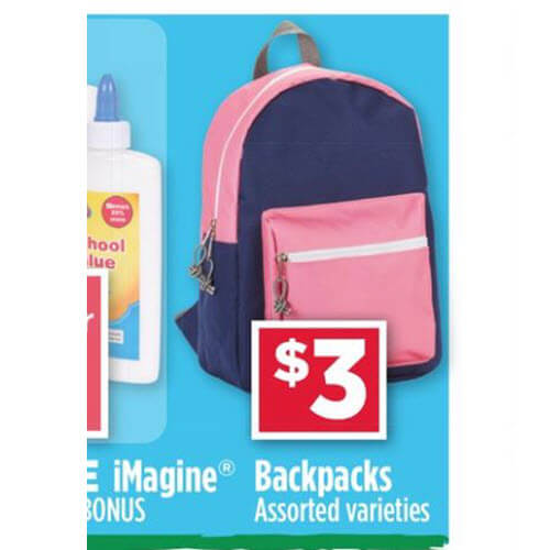 $3 Backpacks! 🎒 Dollar General Back To School Deals (Ends 7/21)