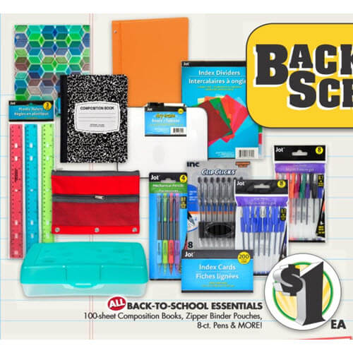 $1 Ruler 3 Packs! 📏 Dollar Tree Back To School Deals (7/15-7/21)