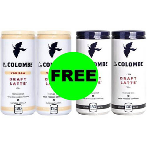 Sneak Peek Publix Deal: FREE-FREE La Colombe Coffee Drinks! (1/22-1/28 Or 1/23-1/29)
