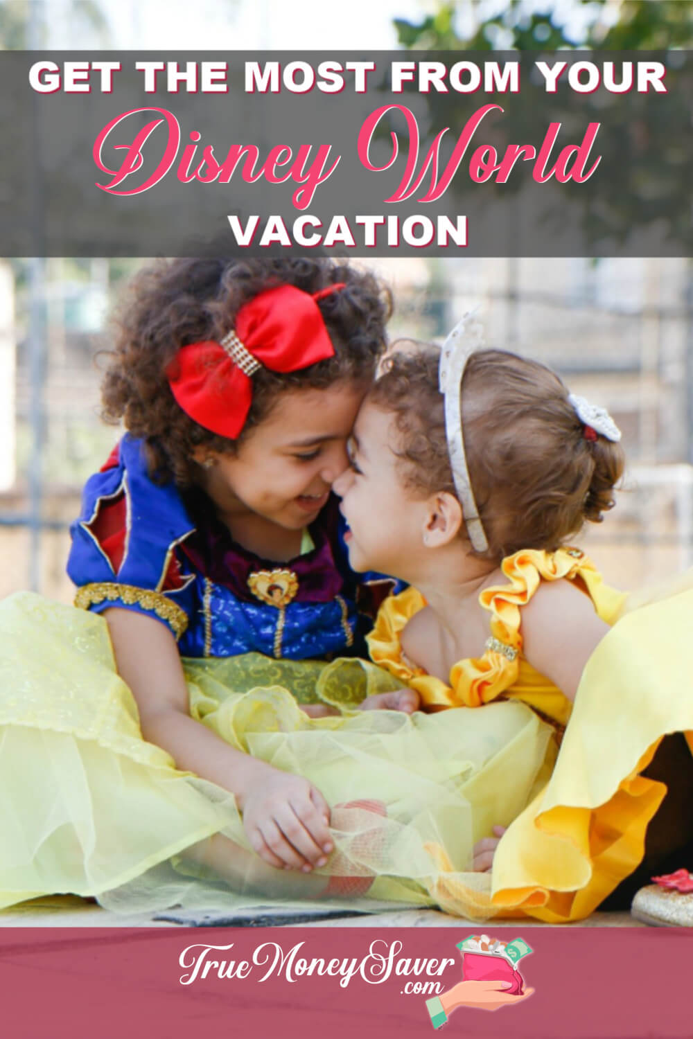 Your Disney World vacation is about so much more than just the rides and the parks. Get the most from your Disney vacation by following these tips! #disneyworld #disneyvacation #savingmoney #familyvacation #truemoneysaver