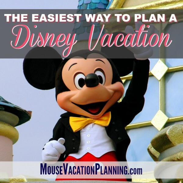 The Simplest Way To Plan Your Disney World Vacation!