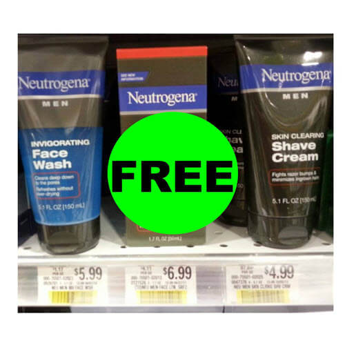 ?? Neutrogena Men's Facial Care As Low As FREE + 51¢ Money Maker At Publix (After Ibotta)! (8/1 or 8/2-8/5)