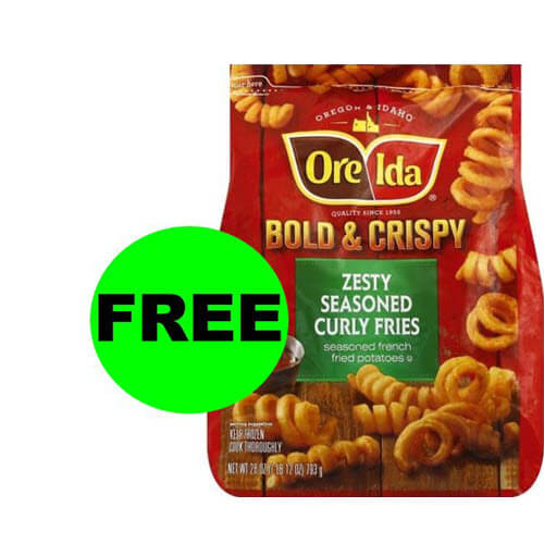 ? FREE Ore-Ida Fries (After Ibotta) At Publix! (Ends 7/16)