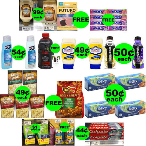 Don't Miss These 13 FREEbies 🤩 Plus 7 Deals $.54 Or Less At Publix! (Ends 7/24 or 7/25)