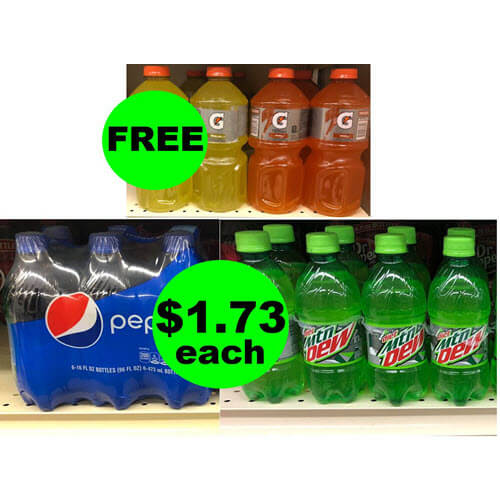 🥤 $1.73 Pepsi Multipacks At Publix (Save 70% Off)! (Ends 7/24 or 7/25)