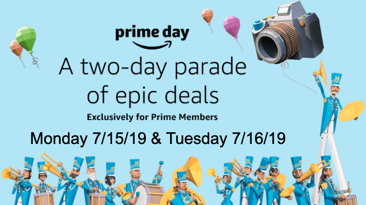 5 Important Tips For Getting The Most Out Of Amazon Prime Day – Mon. 7/15/19 & Tues. 7/16/19