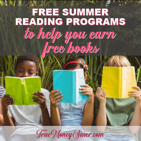 2019 FREE Summer Reading Programs For Kids! Keep Up Those Reading Gains!