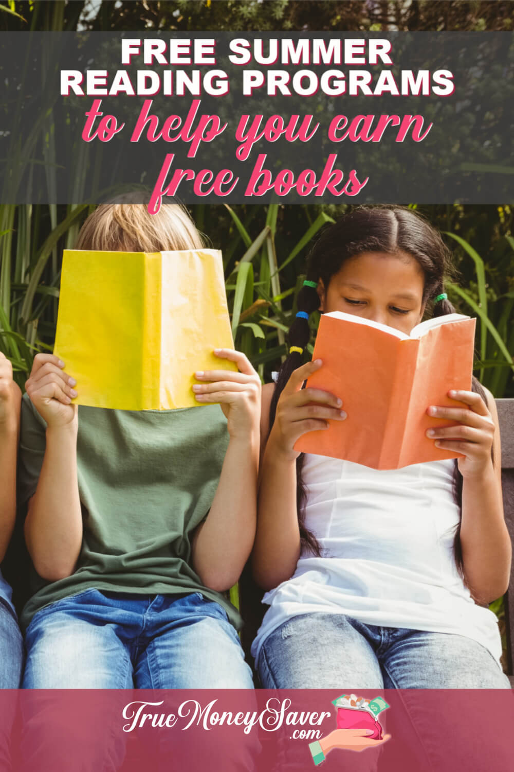 2019 FREE Summer Reading Programs for Kids! Keep Up Those Reading Gains by using these FREE summer reading programs to earn some FREEbies! 