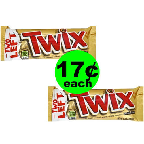 ?️ Print For Twix Bars As Low As 17¢ Each At Publix! (Ends 7/16)