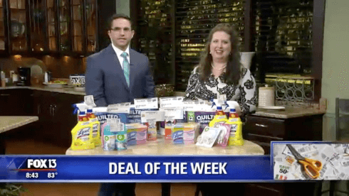 Fox Deal Of The Week: Get 24 Household Products For Less Than $17 Total ? (Ends 8/14 or 8/15)