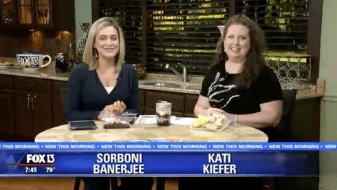 Fox TV Video Replay: Easy Breakfast & Lunch Ideas That Won't Break The Bank