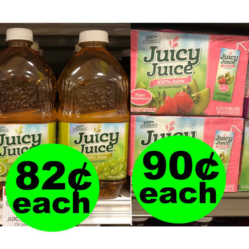 Publix Deal: 🥝 Juicy Juice As Low As 82¢ Each! (8/19-8/21 or 8/22)