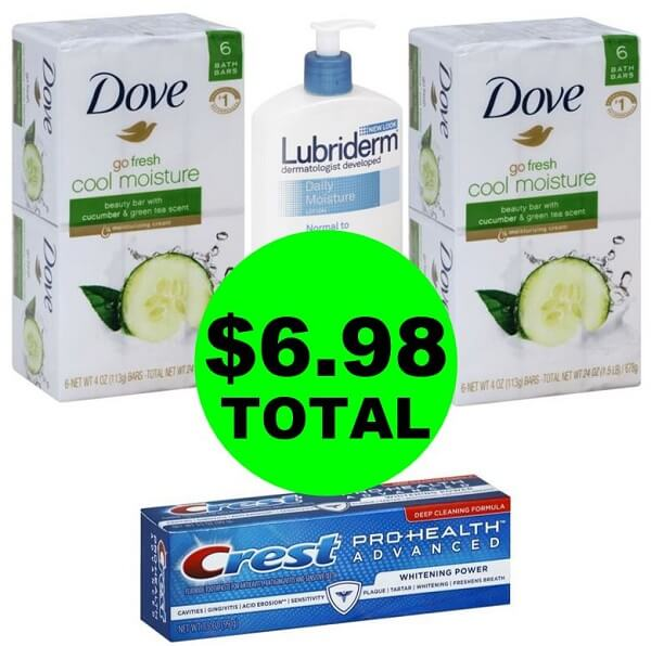 Publix Deal: 🛀🏼 For Just $6.98, Get (4) Personal Care Products! (Ends 3/19 Or 3/20)