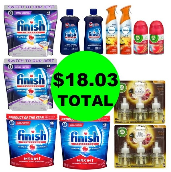 Publix Deal: 🏡 For Just $18.03, Get (12) Household Products! (2/24-2/26 or 2/27)
