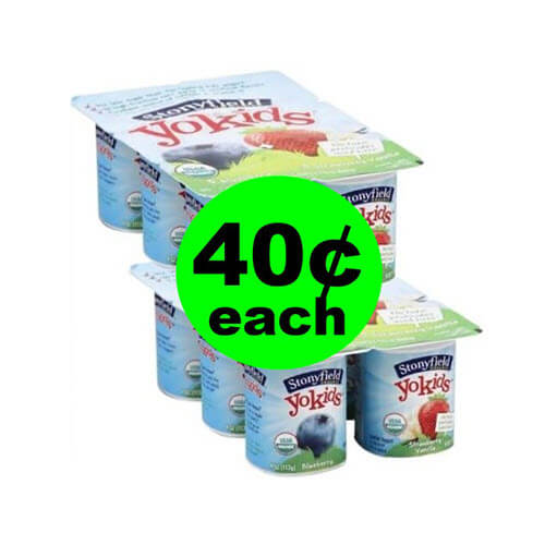 Sneak Peek Publix Deal: 🥄 40¢ Stonyfield Organic Yogurt Kids Multipacks (After Ibotta)! (8/22-8/28 or 8/23-8/29)