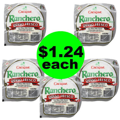 Publix Deal: ? $1.24 Cacique Queso Fresco Cheese (Save 69% Off, After Ibotta)!