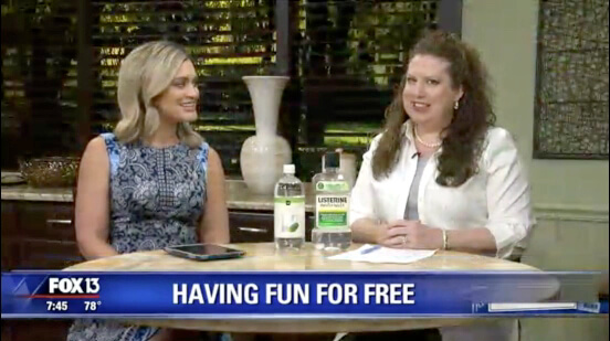 Fox Replay: FREE Ways To Have Fun During Our Spending Freeze!