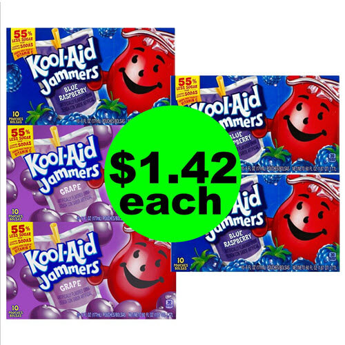 Publix Deal: ? $1.42 Kool-Ad Jammers Drinks (After Ibotta)! (Ends 9/28)