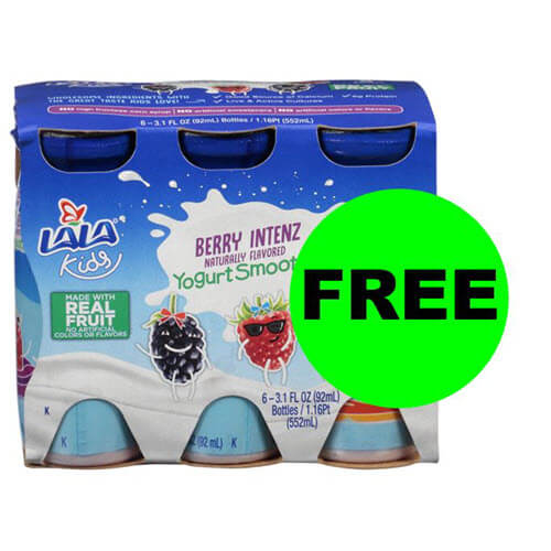 Publix Deal: ? FREE Lala Kids Smoothies (Ends 1/19)