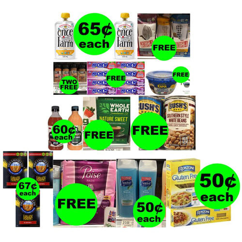 Publix Deal: 😀 Don't Miss These 16 FREEbies Plus 5 Deals $.67 Or Less! (Ends 9/18 or 9/19)