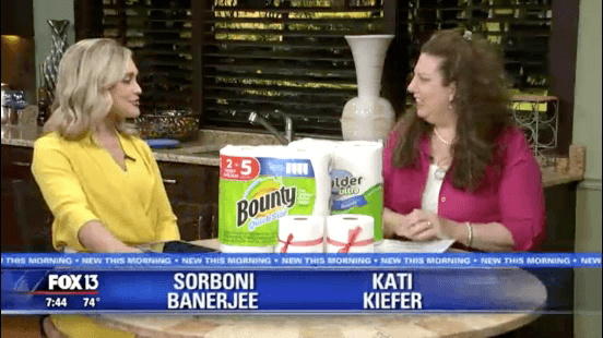 Fox Replay: How To Get The Best Deals On Your Household Paper Products