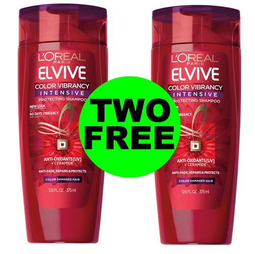 CVS Sneak Peek Deal: 😍 $1 Money Maker L'Oreal Elvive Hair Care! (12/16-12/22)