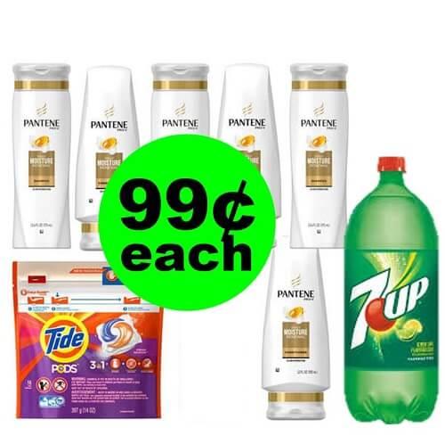 CVS Deal: ? 99¢ Pantene, Tide Pods & 2 Liter! (12/30-1/5)
