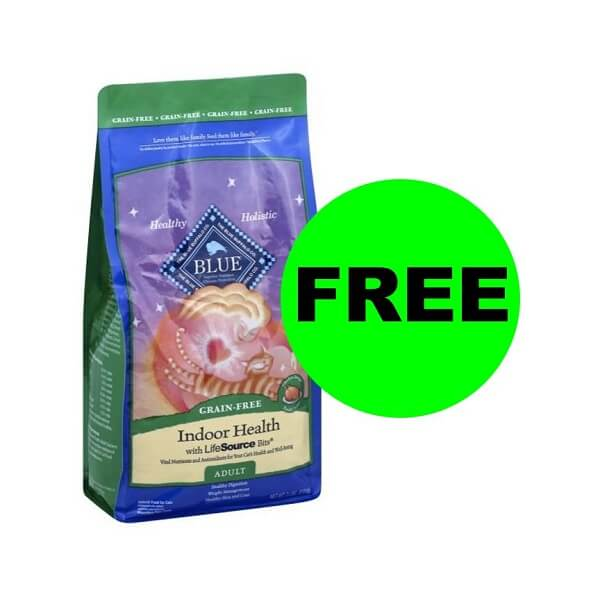 (NLA) Publix Deal: FREE Blue Buffalo Cat Food! (Ends 11/6)