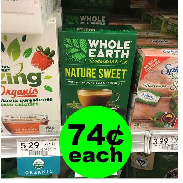 Publix Deal: 🥧 74¢ Whole Earth Sweetener (After Ibotta)! (Ends 3/3)