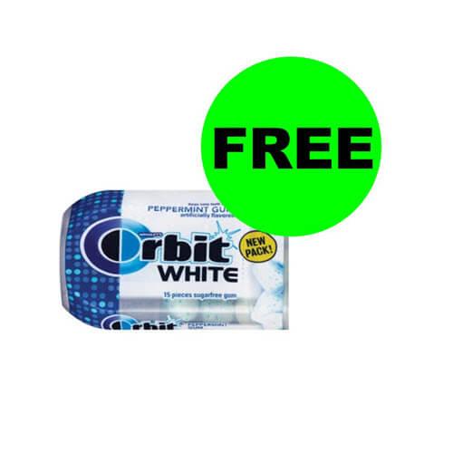 CVS Deal: ? FREE Wrigley's Gum! (11/22-11/24)
