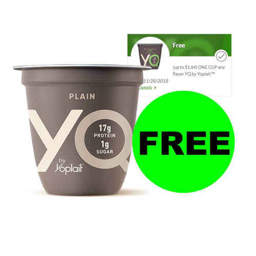 "Publix Deal: ""Clip"" For FREE YQ By Yoplait Yogurt Cup! (Ends 9/25)"