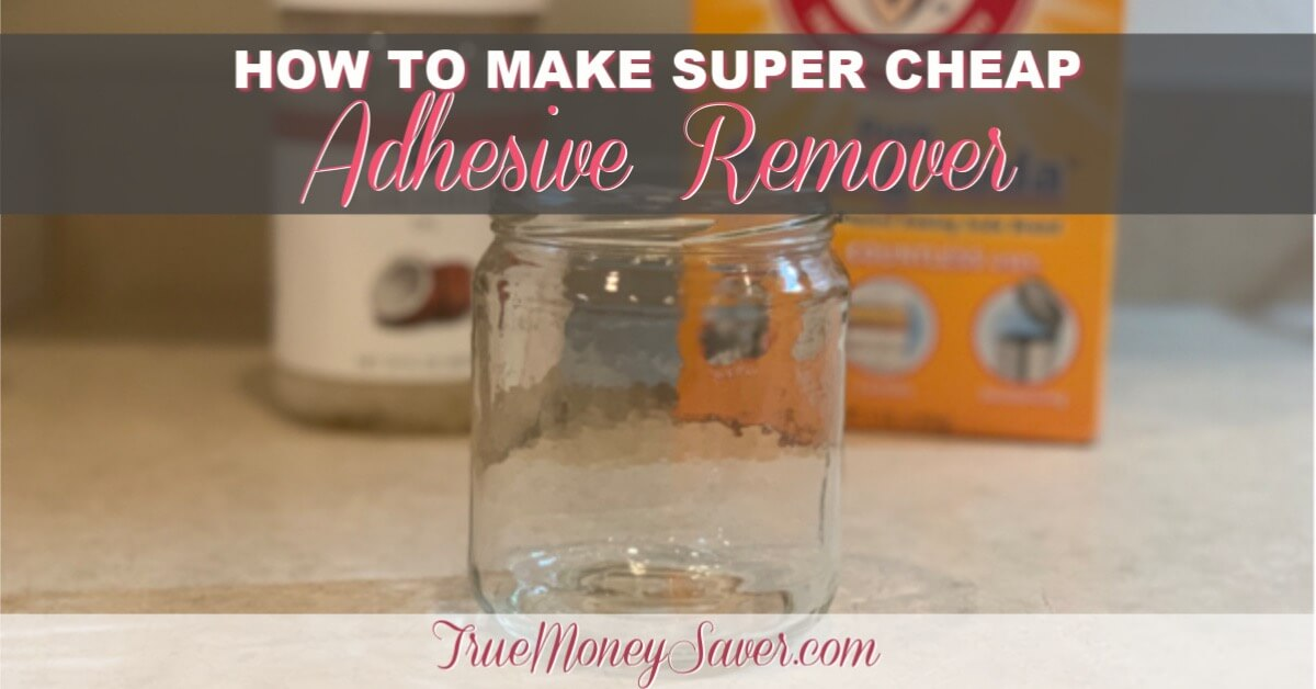 best adhesive remover