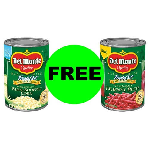 Publix Deal: 🌽 FREE Del Monte Julienne Beets & Shoepeg Corn! (Ends 1/22 or 1/23)