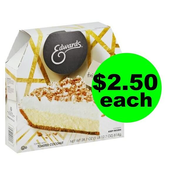 Publix Deal: 🥧 $2.50 Edwards Creme Pies (After Ibotta)! (4/10-4/20 Or 4/11-4/20)