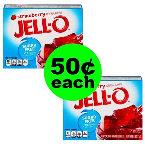 Publix Deal: ? 50¢ Jell-O Pudding or Gelatin (And Poke Cake Recipe)! (Ends 12/24 or 12/26)