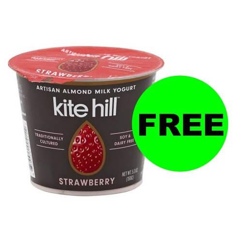(NLA) Publix Deal: ? FREE Kite Hill Yogurts! (12/26-1/1 or 12/27-1/2)