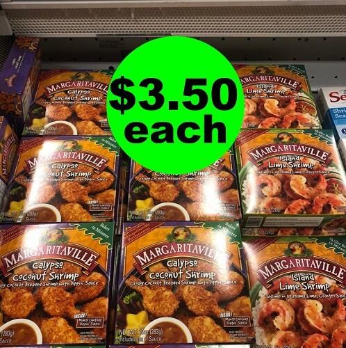 Publix Deal: ? $3.50 Margaritaville Appetizers (Reg. $9)! (Ends 12/18 or 12/19)