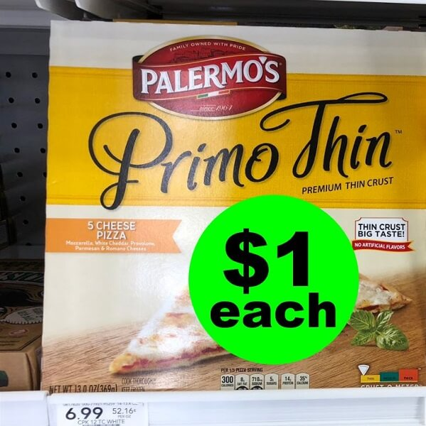 Publix Deal: 🍕 $1 Palermo's Pizzas (After Ibotta)! (Ends 5/14 Or 5/15)