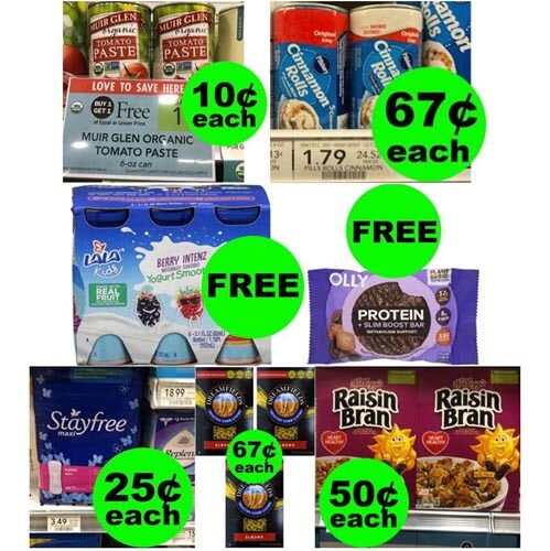 Publix Deals: Don't Miss 😎 9 Freebies Plus 5 Deals $.67 Each Or Less! (Ends 1/15 or 1/16)