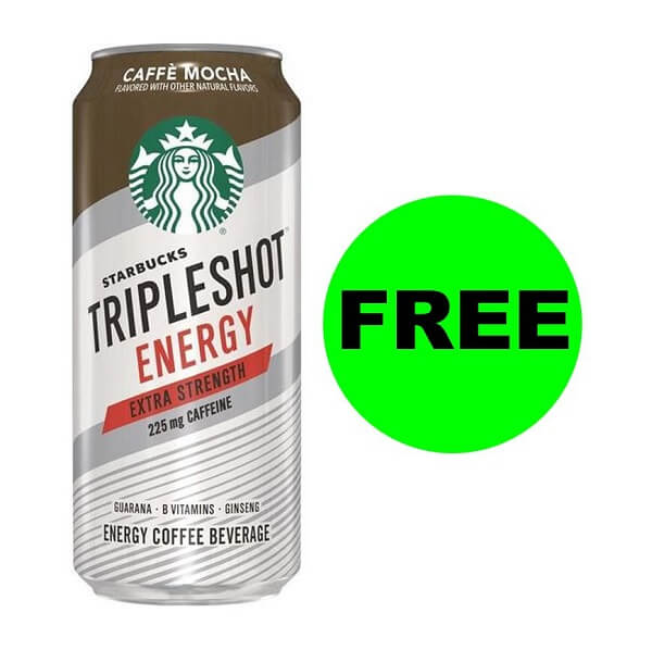"Publix Deal: ""Clip"" For FREE Starbucks Tripleshot Energy Drink! (Ends 8/17)"