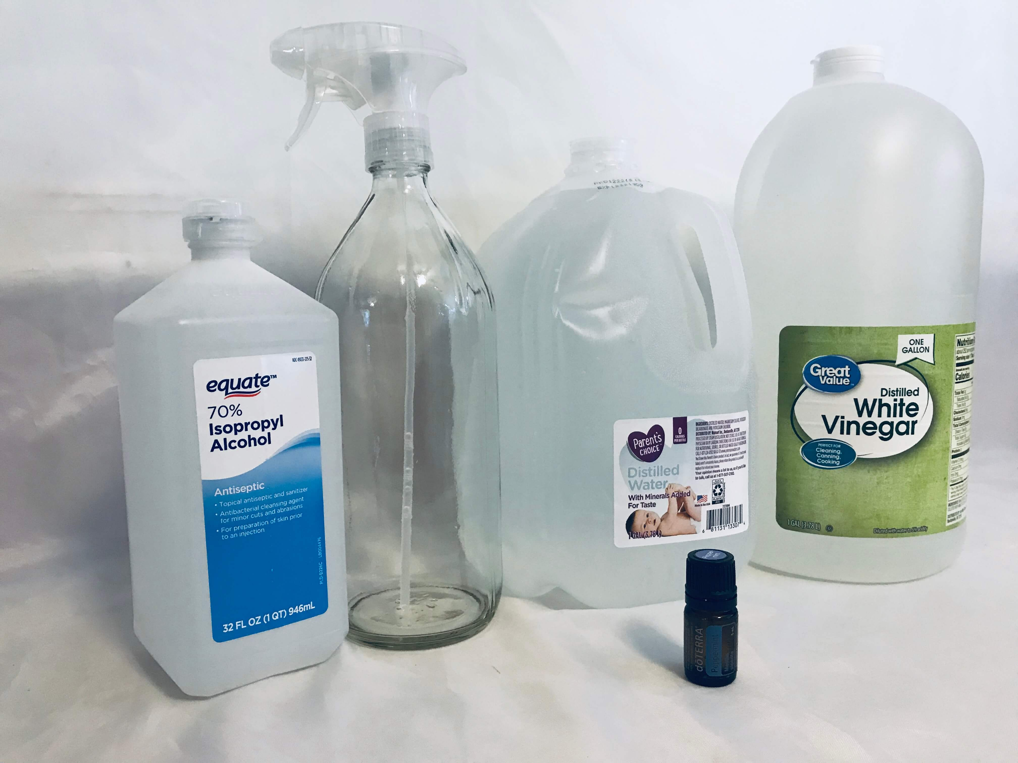 How To Make Ammonia Free Glass Cleaner You'll Love