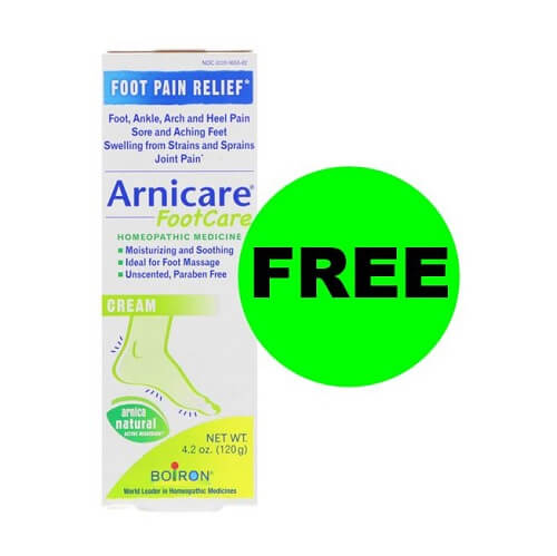 CVS Deal: 🦕 FREE Arnicare Cream! (1/20-1/26)