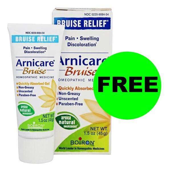 CVS Deal: 🦕 FREE Arnicare Bruise Cream (After Ibotta)! (4/7-4/13)