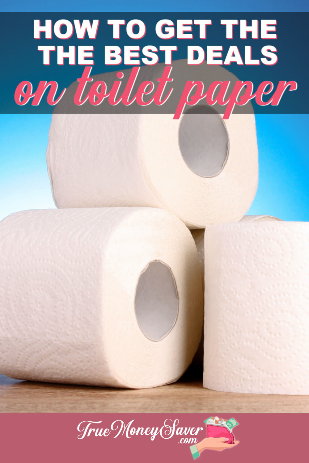 Can\'t figure a good deal on toilet paper? Try this Toilet Paper Trick and get those good deals on toilet paper! Try this easy and fun toilet paper math today!  #debtfree #couponcommunity #truemoneysaver #toiletpapertrick #toiletpapermath #toiletpapermoneysavingtrick #bestpricesontoiletpaper #moneysavingtips #toiletpaperdeals