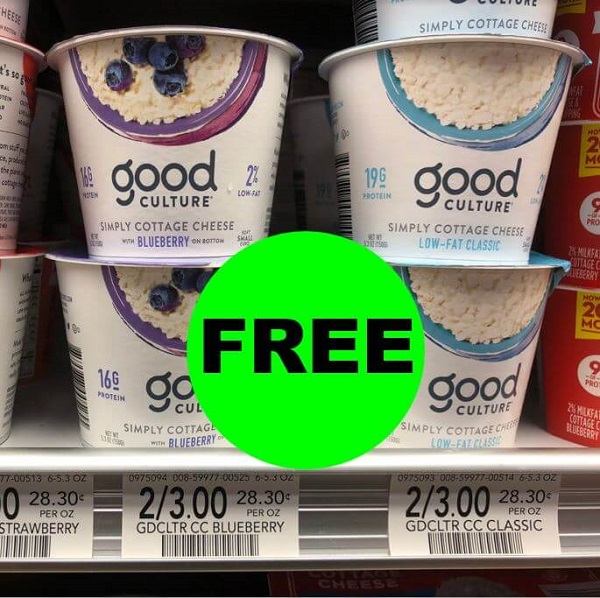 Publix Deal: 🥄 FREE Good Culture Cottage Cheese Cup (After Ibotta)!