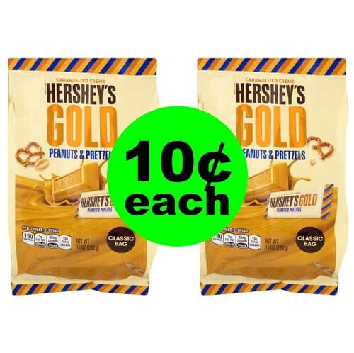 Sneak Peek Publix Deal: 🍫 Print NOW For 10¢ Hershey's Gold Candy Bags! (1/23-1/29 or 1/24-1/30)