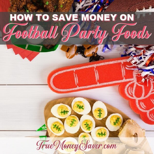 How To Save Money On Football Party Food (Plus Enter To Win A $50 Walmart Gift Card!)